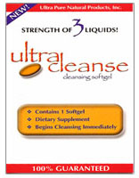 Ultra Cleanse Softgels